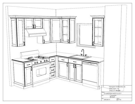 Kitchen Drawing Marceladickcom