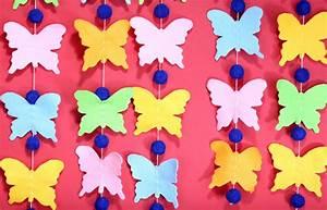 Schmetterlinge Basteln Zum Aufhängen : schmetterlinge zum aufh ngen basteln comics r tsel ~ Watch28wear.com Haus und Dekorationen