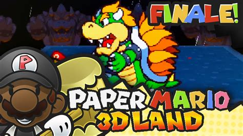 lets play paper mario  land  finale world