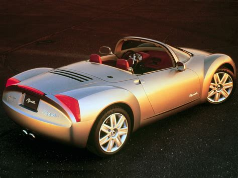 Concept Cars by Plymouth Pronto Spyder Concept 1998 Concept Cars