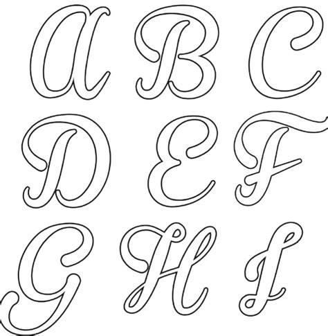 letras do alfabeto moldes grandes para imprimir e colorir