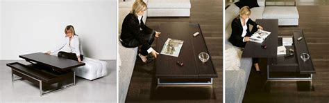 coffee table converts to desk convertible tables smart and modern solutions for small