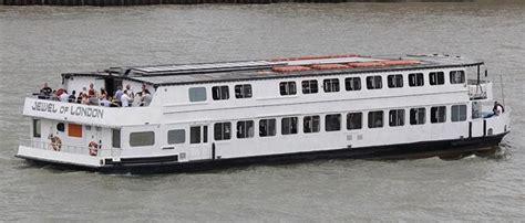 Soul Train Boat London by Mv Jewel Of London Festival Pier Belvedere Road London