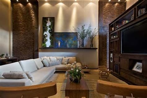 15 Cool And Minimalist Home Theater Design With Sofa