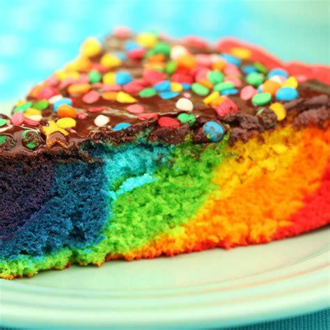 recette gateau au yaourt multicolore