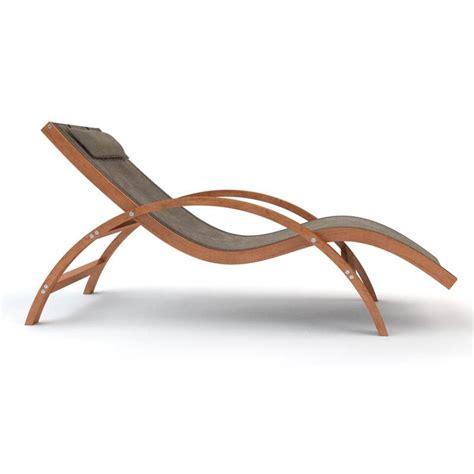 chaise longue en bois yak troline chaise longue transat de jardin relax en