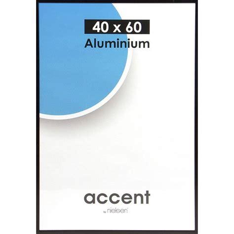 cadre accent 40 x 60 cm noir leroy merlin