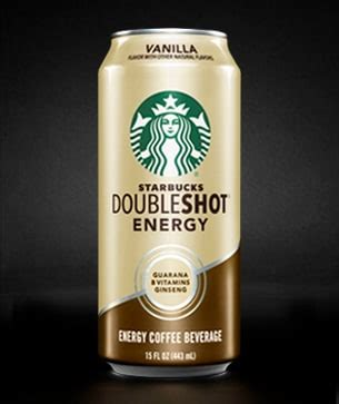 Please contact the restaurant directly. Starbucks Doubleshot® Energy Vanilla Drink | Starbucks ...