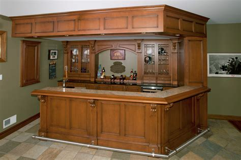 Home Wine Bar Images by Home Bars Custom Cabinetry By Ken Leech
