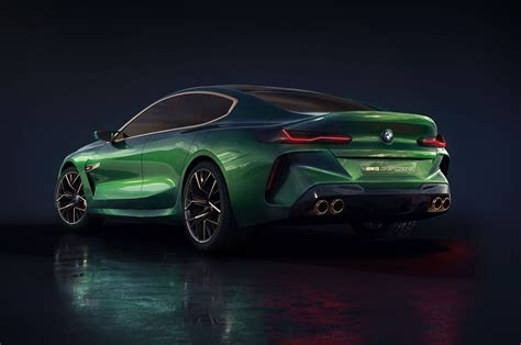 bmw  gran coupe concept    proper  flagship