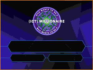 who wants to be a millionaire template madinbelgrade With who want to be a millionaire game template