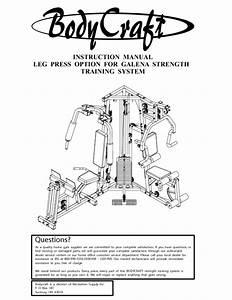 Galena Strength Manuals