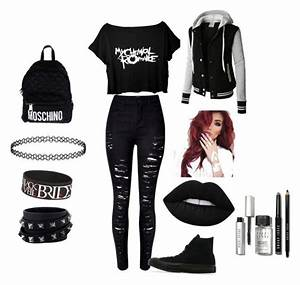 Emo awesome going out look | Stuff to Buy | Pinterest | Emo Lime crime and Moschino