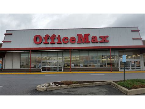 Office Depot Vernon by Office Max In Wilkes Barre Pa 107 Wyoming Valley Mall