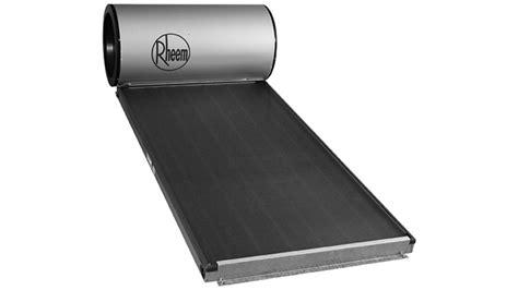 buy rheem hiline  solar hot water system  electric booster harvey norman au
