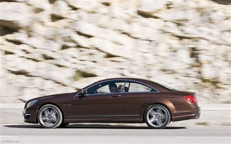 Mercedes Benz Cl65 Amg 2018 Widescreen Exotic Car Picture
