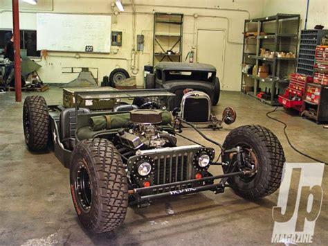 wrangler hq jeep rat rod