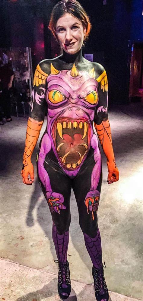 base orlando glitter gore body paint show orlando