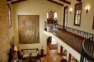 Spanish ranch dream home pinterest for Spanish home interior design 2