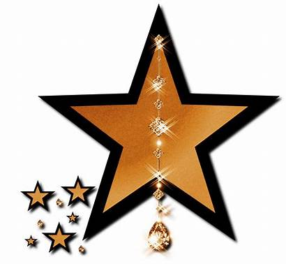 Star Clipart Gold Clip Powerpoint