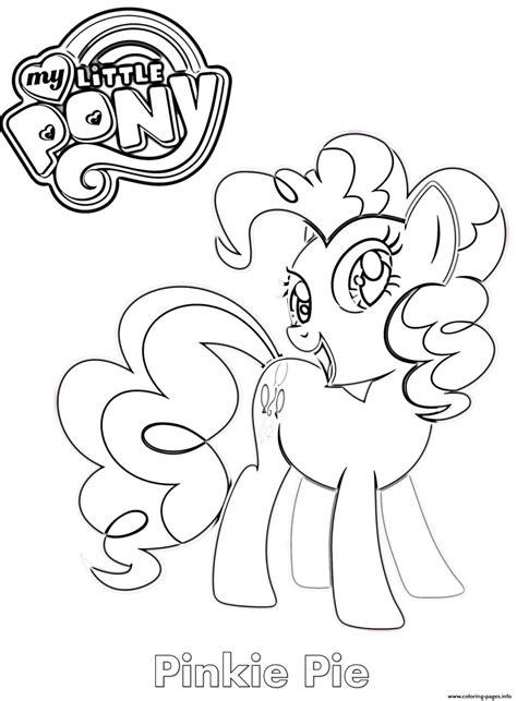 Pinkie Pie Kleurplaat by Pinkie Pie Mlp Coloring Pages Printable