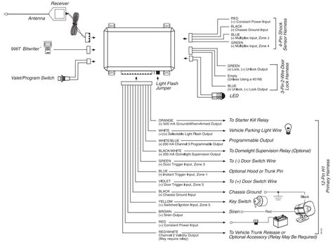 Need Wiring Diagram For Viper Alarm System
