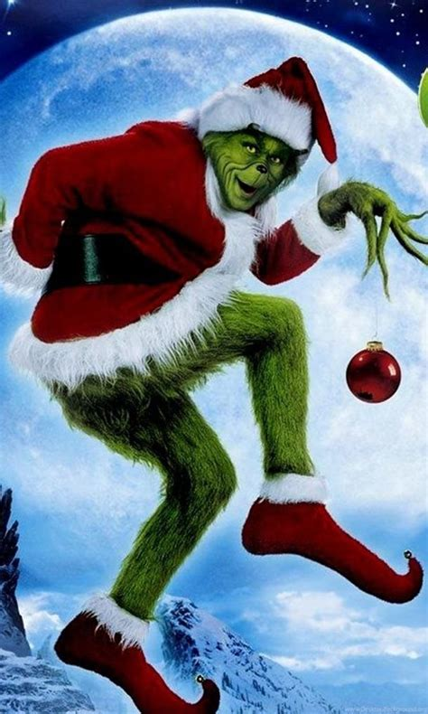The Grinch Wallpapers Wallpapers Cave Desktop Background