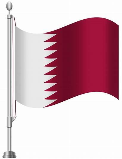 Qatar Flag Clipart Clip Flags 1858 Clipartpng