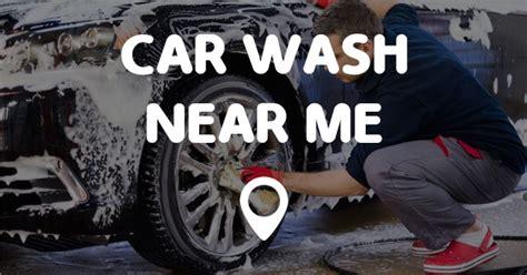 Car Wash Near Me  Points Near Me
