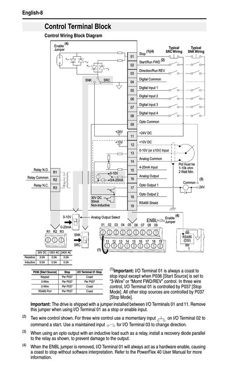 powerflex 40 wiring diagram powerflex 40 wiring diagram 27 wiring diagram images