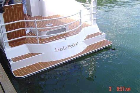 Trimaran Houseboat by Houseboat Refurbishing Handicapped Accessible Trimaran