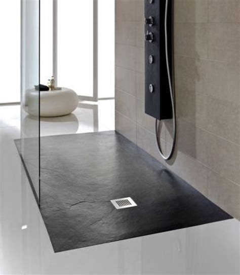Kitchen Ceiling Panels by Jt Softstone 800 X 800 Black Slate Shower Tray