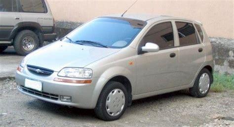 2004 Chevrolet Aveo  User Reviews Cargurus