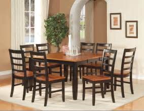 9 dining room sets 9 pc square dinette dining room table set and 8 chairs ebay