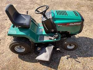 Murray Ultra 42 U0026quot  Lawn Tractor 16 5