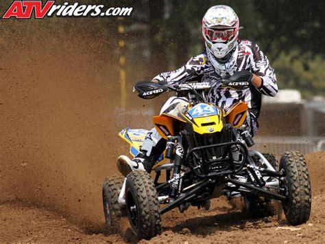 ama atv motocross 2010 ama atv mx nationals red bud pro atv race report