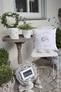 Landhaus Garten Blog : white shabby chic white shabby chic pinterest garten haus and terrasse ~ One.caynefoto.club Haus und Dekorationen