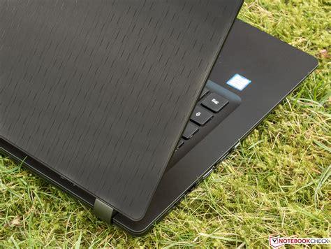 Acer Aspire V3-372-57cw Subnotebook Review