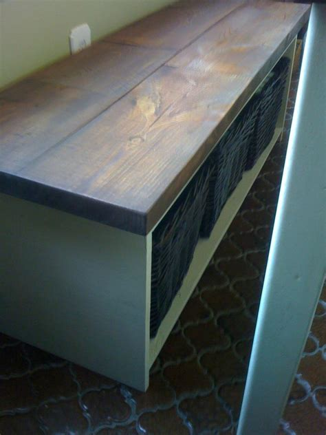 ana white kitchen table storage bench diy projects