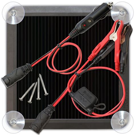 solar panel battery charger top