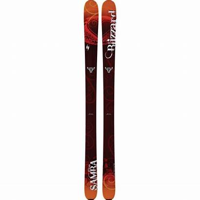 Ski Blizzard Mountain Powder Advanced Samba Skis