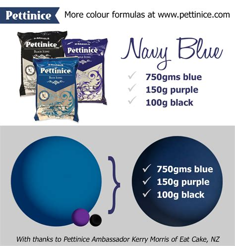 how to make blue color pettinice how to make royal blue fondant