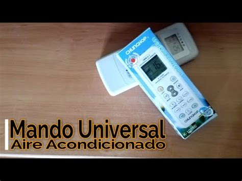 remoto universal clima minisplit hiesen codigo 109 350 00 en mercado libre