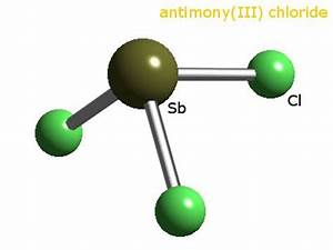 Antimony»antimony trichloride [WebElements Periodic Table]
