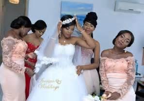 abidjan mariage le mariage chic et romantique de blanshe et reda à abidjan