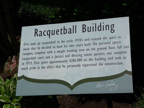 elvis' racquetball building. | airstream road trip 2010 ...