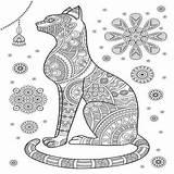 Colorir Imprimir Desenhos Drawings Cat sketch template