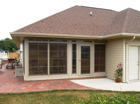 Porch Enclosures by Sunrooms Three Season Rooms Porch Enclosures Sun Comfort