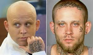 Neo-nazi Bayzle Morgan On Trial For Murder Will Not Be