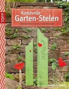 Holz Deko Garten : die besten 25 gartendeko aus holz ideen auf pinterest bild aus holz gartendeko holz und ~ Orissabook.com Haus und Dekorationen